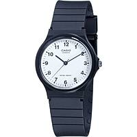 watch only time woman Casio CASIO COLLECTION MQ-24-7BLLGF