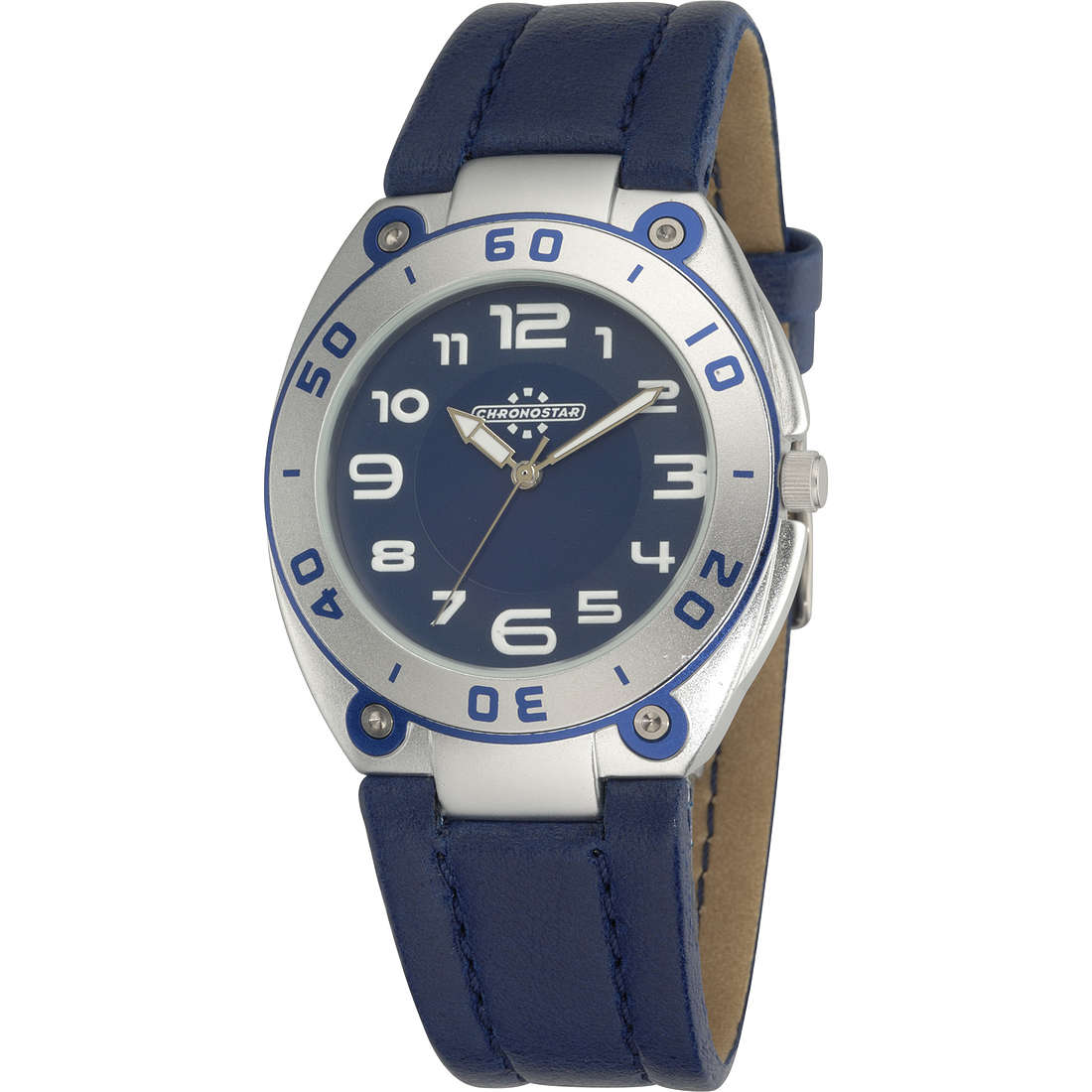 watch only time woman Chronostar Alluminium R3751224002