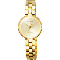watch only time woman Citizen Ambiluna EW5502-51P