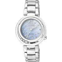 watch only time woman Citizen Eco-Drive EM0321-56D