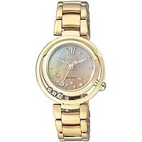 watch only time woman Citizen Eco-Drive EM0325-55P