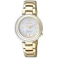 watch only time woman Citizen Eco-Drive EM0336-59D