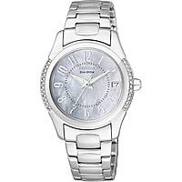 watch only time woman Citizen Eco-Drive EO1041-54D