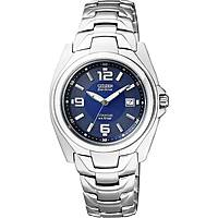 watch only time woman Citizen Eco-Drive EW0910-52M
