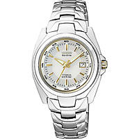 watch only time woman Citizen Eco-Drive EW0911-50A