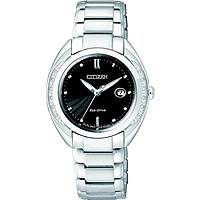 watch only time woman Citizen Eco-Drive EW2250-59E
