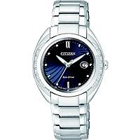 watch only time woman Citizen Eco-Drive EW2250-59L