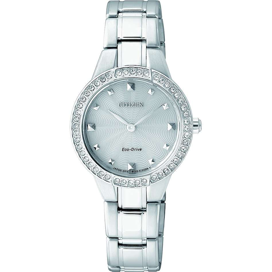 watch only time woman Citizen Eco-Drive EX1360-50A
