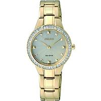 watch only time woman Citizen Eco-Drive EX1362-54P