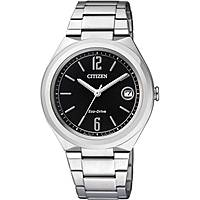 watch only time woman Citizen Eco-Drive FE6020-56E