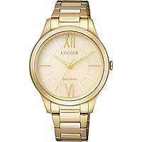 watch only time woman Citizen EM0412-52P