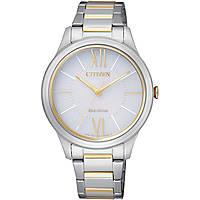watch only time woman Citizen EM0414-57A