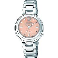 watch only time woman Citizen Lady EM0331-52W