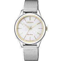 watch only time woman Citizen Lady EM0504-81A