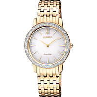 watch only time woman Citizen Lady EX1483-84A