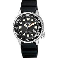 watch only time woman Citizen Promaster EP6050-17E