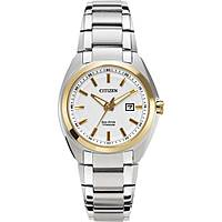 watch only time woman Citizen Super Titanio EW2214-52A