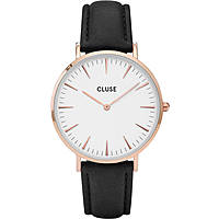 watch only time woman Cluse La Bohème CL18008