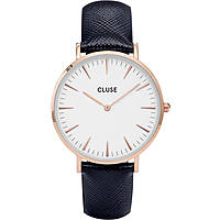watch only time woman Cluse La Bohème CL18029
