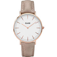 watch only time woman Cluse La Bohème CL18031
