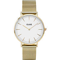 watch only time woman Cluse La Bohème CL18109