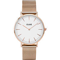 watch only time woman Cluse La Bohème CL18112
