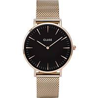 watch only time woman Cluse La Bohème CL18113