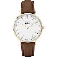 watch only time woman Cluse La Bohème CL18408