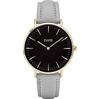 watch only time woman Cluse La Bohème CL18411