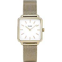 watch only time woman Cluse  La Garconne CL60002