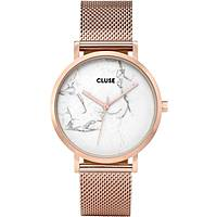 watch only time woman Cluse La Roche CL40007