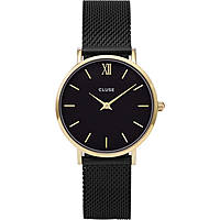 watch only time woman Cluse Minuit CL30026