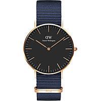 watch only time woman Daniel Wellington Bayswater DW00100281