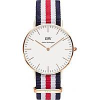 watch only time woman Daniel Wellington Classic DW00100030