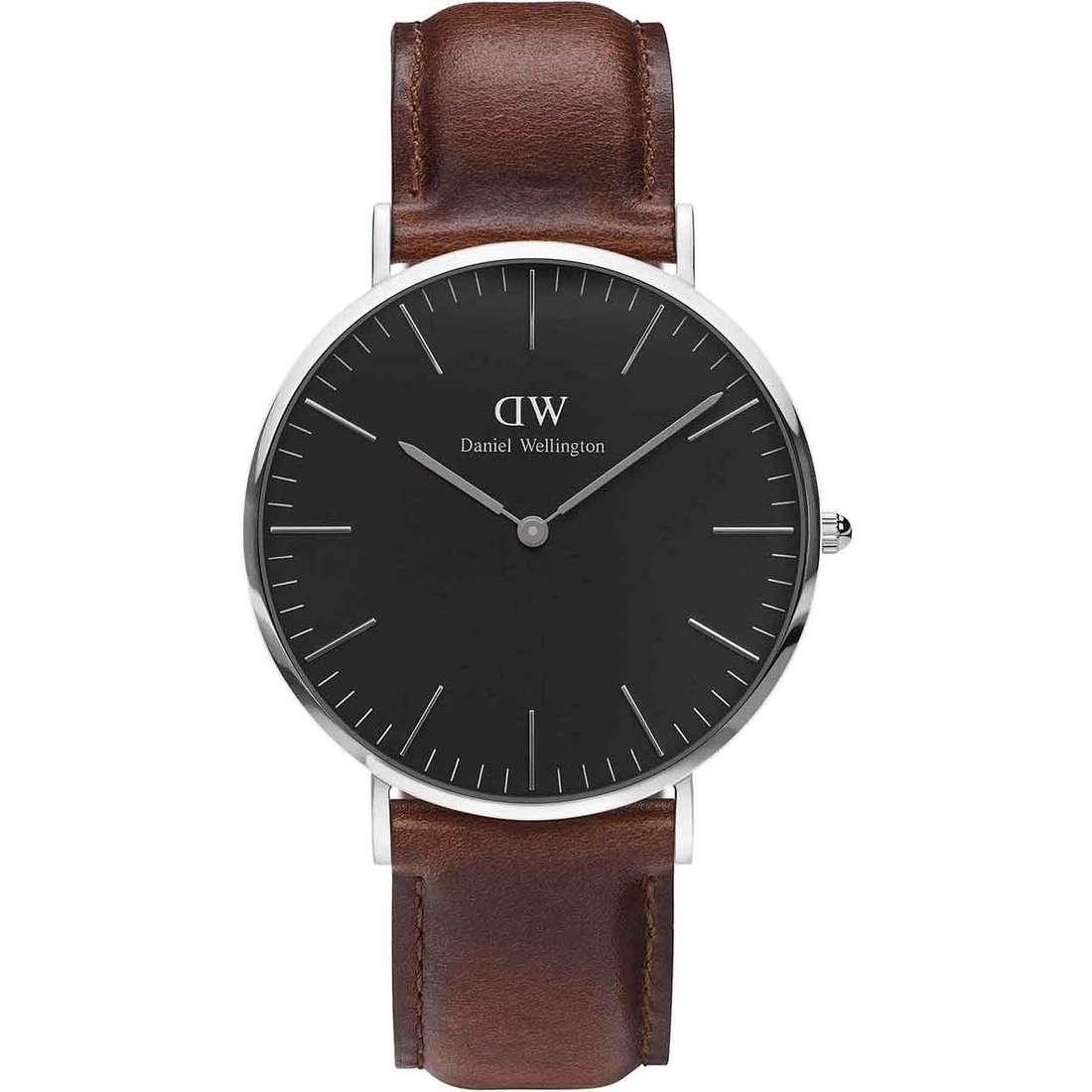 watch only time woman Daniel Wellington Classic DW00100136