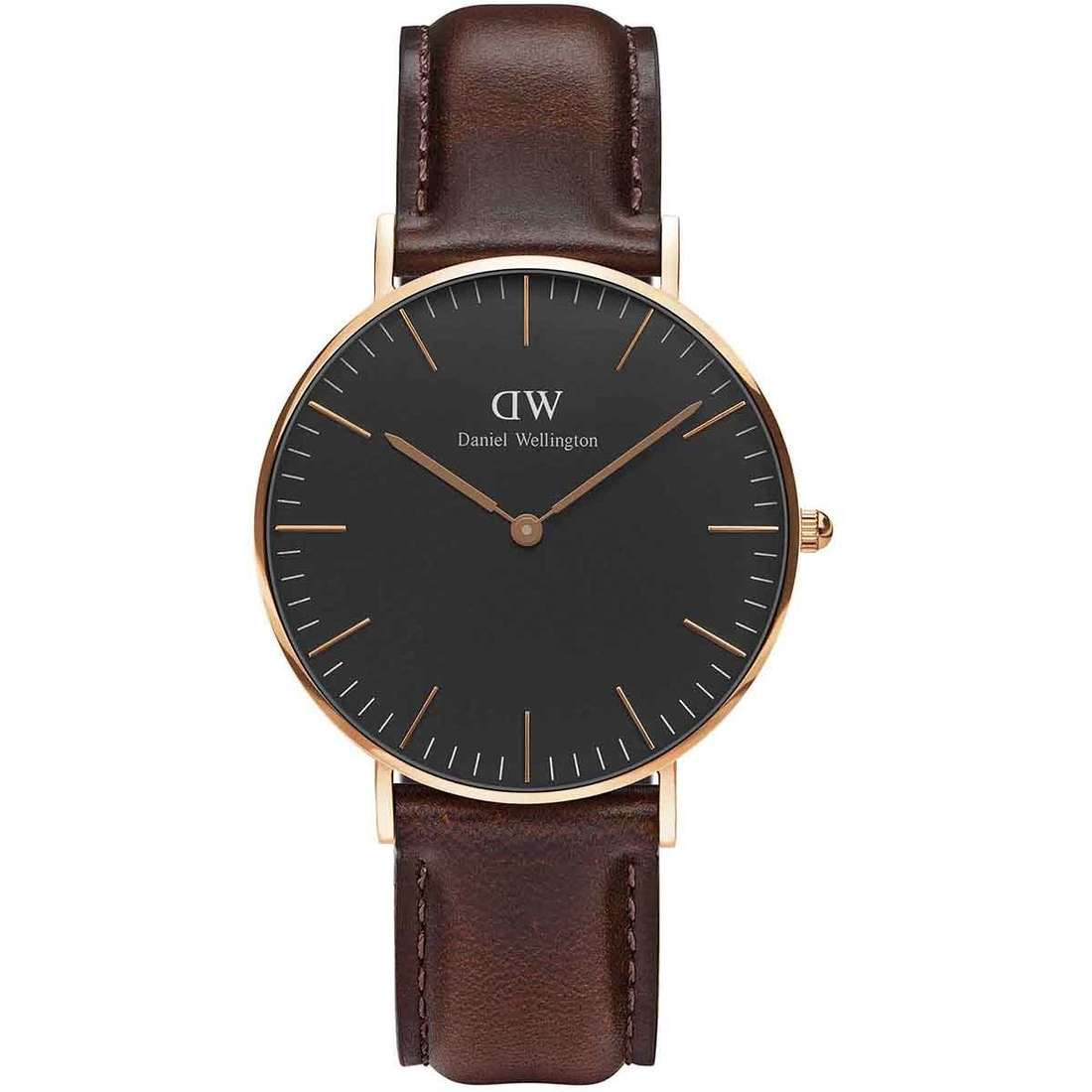 watch only time woman Daniel Wellington Classic DW00100137