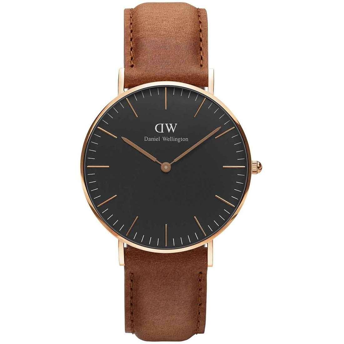 watch only time woman Daniel Wellington Classic DW00100138