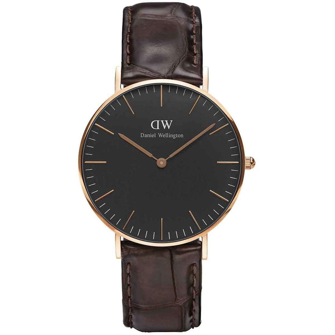 watch only time woman Daniel Wellington Classic DW00100140