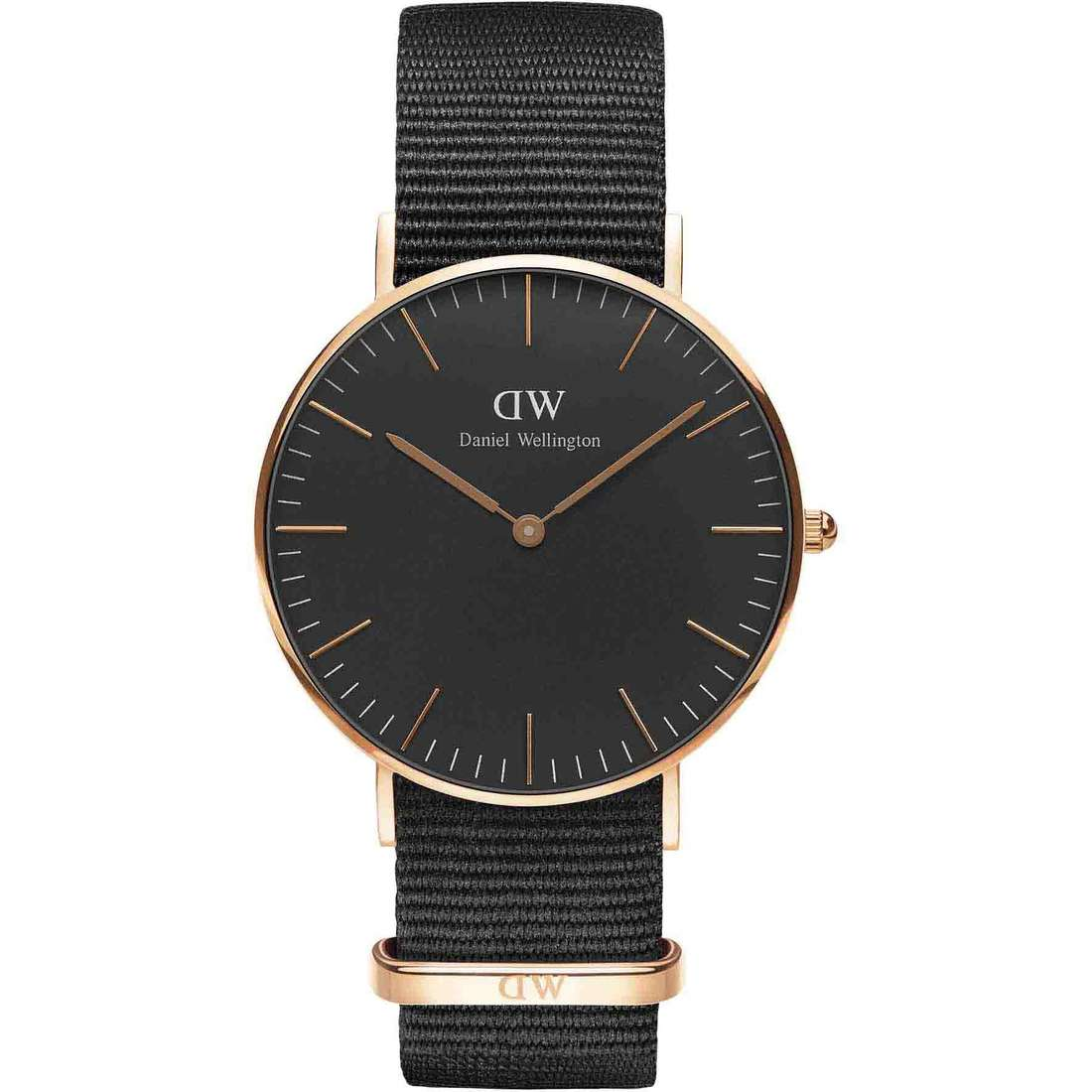 watch only time woman Daniel Wellington Classic DW00100150