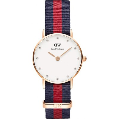 watch only time woman Daniel Wellington Classy DW00100064