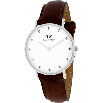 watch only time woman Daniel Wellington Classy DW00100070