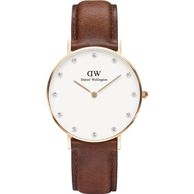 watch only time woman Daniel Wellington Classy DW00100075