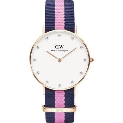 watch only time woman Daniel Wellington Classy DW00100077