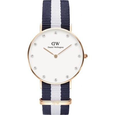watch only time woman Daniel Wellington Classy DW00100078