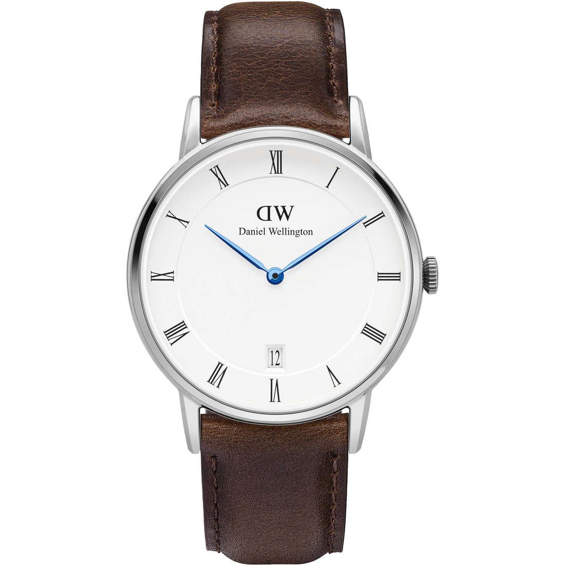 watch only time woman Daniel Wellington Dapper Bristol DW00100098