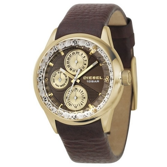 watch only time woman Diesel DZ5127
