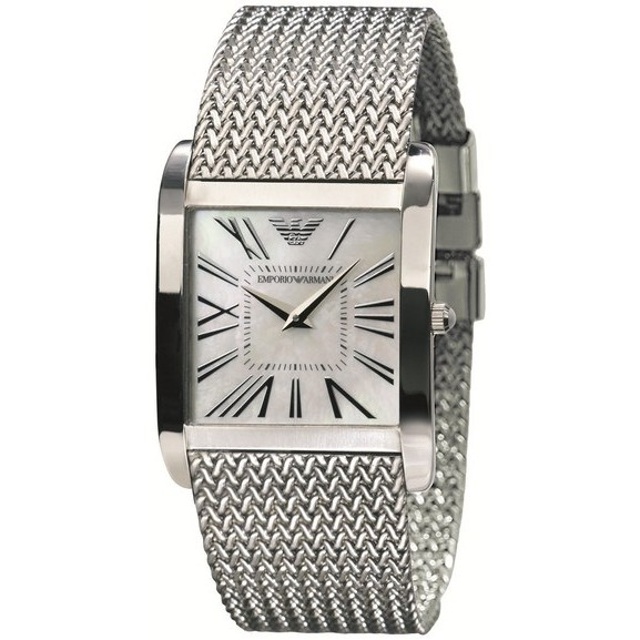 watch only time woman Emporio Armani AR2015