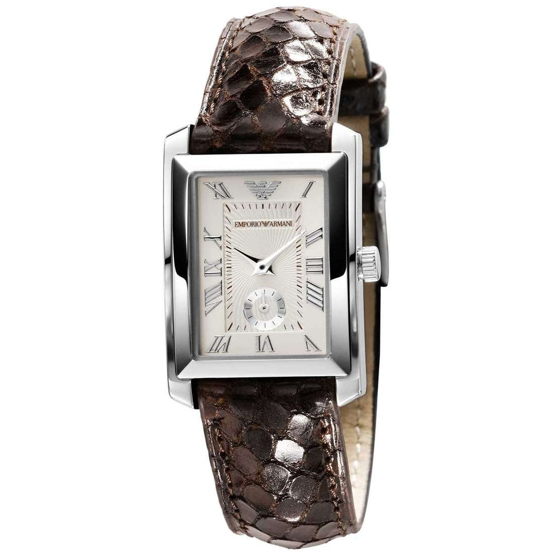 watch only time woman Emporio Armani AR5756