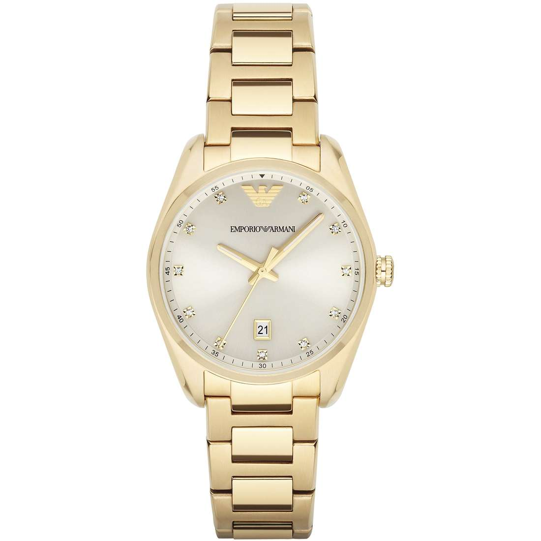 watch only time woman Emporio Armani AR6064