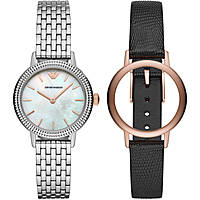 watch only time woman Emporio Armani AR80020